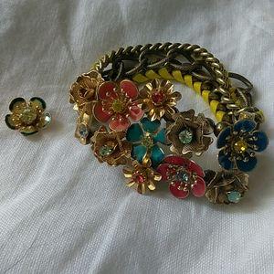 Rare Vintage Chloe + Isabel bracelet!